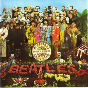 "One of the greatest albums ever, ""Sgt. Pepper."""