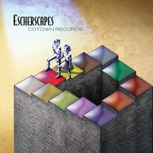 Escherscapes CD Front Cover