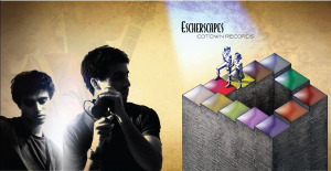 Escherscapes CD Cover Art
